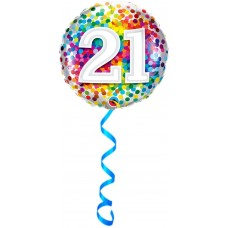"18"" Helium Filled Design Foil Balloons"