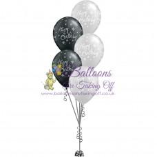 5 Latex Balloon Arrangement