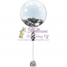 Feather Bubble Balloon