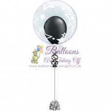 Double Bubble Balloon