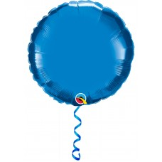 "36"" Helium Filled Plain Foil Balloons"