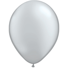 "11"" Flat Plain Latex Balloons"