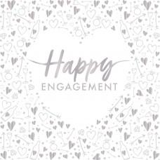 Engagement Napkins