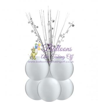 Balloon Base  + £3.00